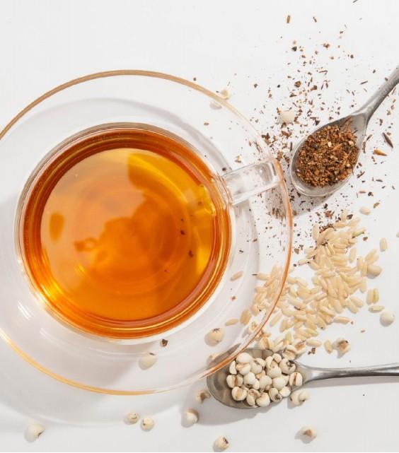 芳香穀物代謝冰茶
